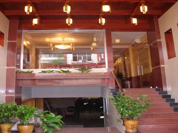 Khách sạn Atlantic