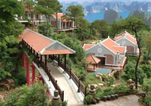 Vẻ đẹp của khu du lịch Tuần Châu