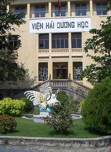 Du lịch Nha Trang – Thăm viện Hải Dương học