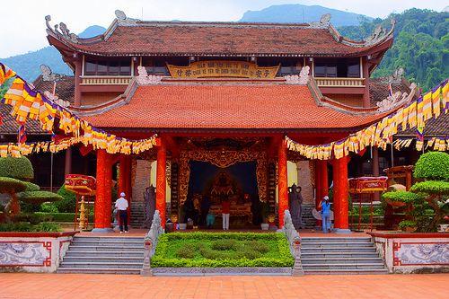 Chùa Hoa Yên, Yên Tử